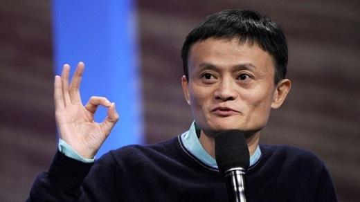 Tỷ phú Jack Ma là thần tượng của giới trẻ.Ảnh: AP.