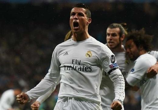Cristiano Ronaldo hiện không có thể lực tốt nhất. Ảnh:Goal.