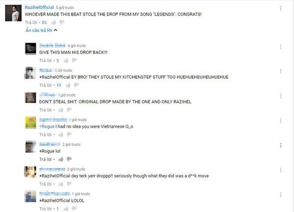 Razihel chỉ trích Maya trên trang Youtube. - Tin sao Viet - Tin tuc sao Viet - Scandal sao Viet - Tin tuc cua Sao - Tin cua Sao