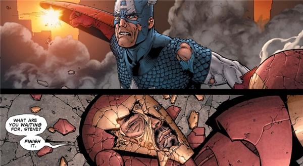 Bên chiến thắng là bên ủng hộ đạo luật Iron Man. (Ảnh: Internet)