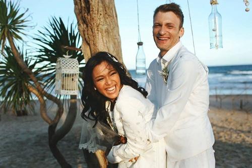 Phương Vy vàSean Trace là một trong những cặp đôi đẹp nhất làng giải trí Việt. - Tin sao Viet - Tin tuc sao Viet - Scandal sao Viet - Tin tuc cua Sao - Tin cua Sao