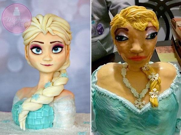 Đây là công chúaElsađó sao...(Ảnh: Internet)