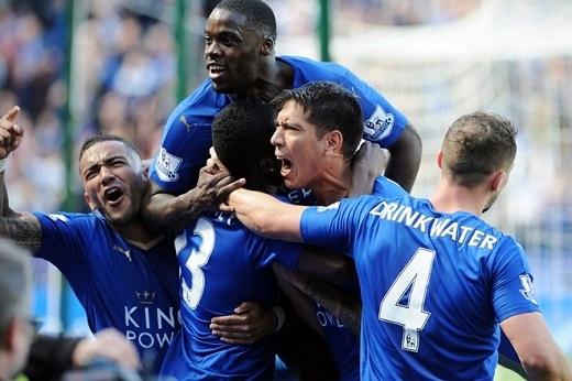 Leicester đã cho thấy cá tính và khát khao trở thành nhà vô địch.