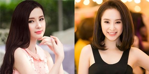 Mái tóc ngắn cũng giúp hình ảnh Angela Phương Trinh chững chạc, trưởng thành hơn rất nhiều trong mắt khán giả.
