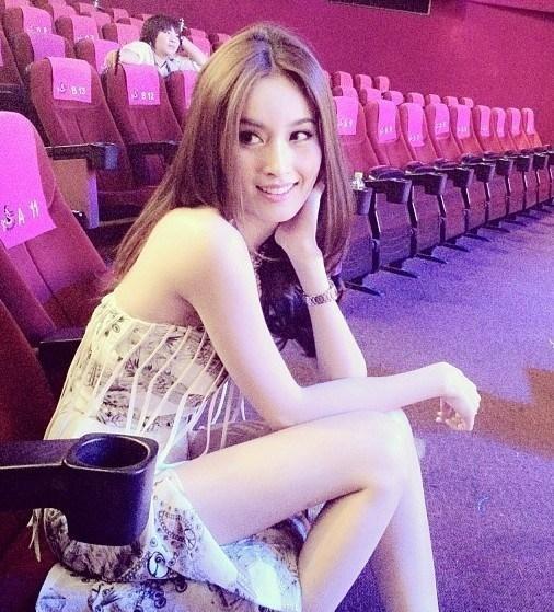 Nong Poy được biết đến với danh hiệu Miss Tiffany. (Ảnh: Internet)