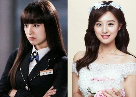 Cô nàng Kim Ji Won ghi điểm khi hóa thân thành Rachel – cô tiểu thư sang chảnh được đính ước với Kim Tan. Sau The Heirs, Kim Ji Won sánh đôi bên So Ji Sub trong bộ phim truyền hình mạng One Sunny Day.