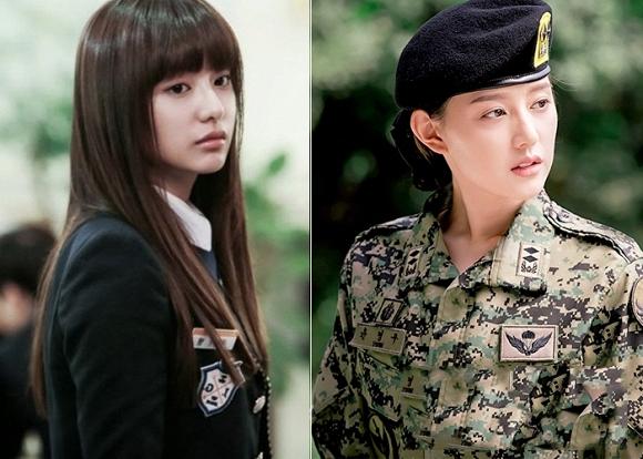 """Hiện tại, Kim Ji Won rất được truyền thông săn đón sau thành công của """"Hậu duệ mặt trời"""". Trong vai trung úy quân y Yoon Myung Joo, cô cũng khiến dân tình không khỏi mê mệt vì khả năng diễn xuất cùng diện mạo xinh đẹp của mình."""