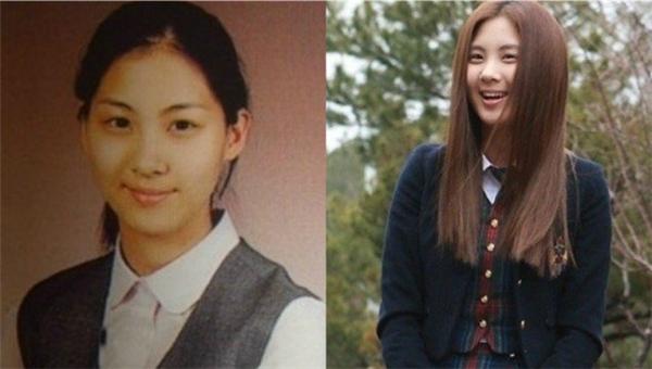 Thời còn cắp sách đến trường, Seohyun đã ra dáng một học sinh gương mẫu. Sau này dù lịch trình bận rộn, em út SNSD vẫn chăm chỉ học tập và giành về nhiều thành tích đáng ngưỡng mộ.
