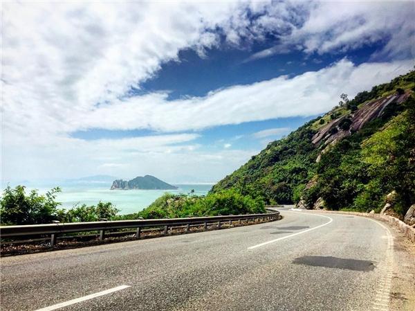 Đèo Cả, Phú Yên(Ảnh: Instagram @mamayeucuanho)