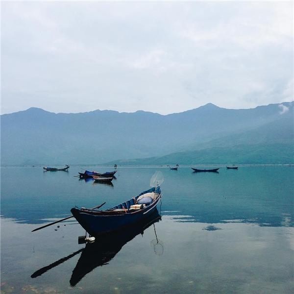Vịnh Lăng Cô, Huế(Ảnh: Instagram @quoc.huyle)