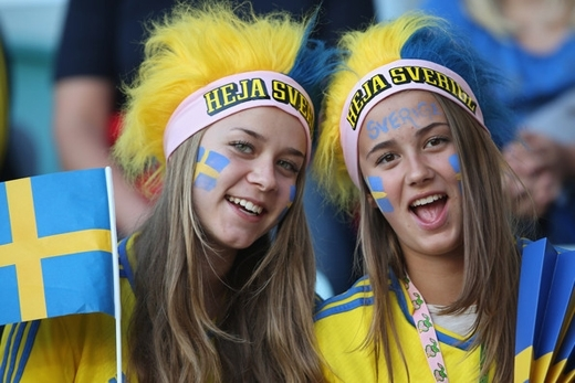 Top 12 đất nước có nhiều phụ nữ đẹp nhất thế giới