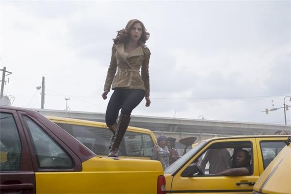 Hành tung của Black Widow là bí ẩn hơn cả sau khi bộ phim khép lại. Ảnh: Disney