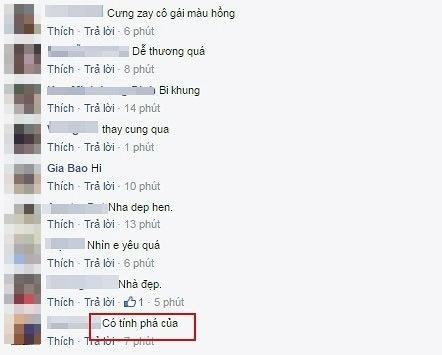 Fan tranh cãi khi Thủy Tiên để con gái vứt xe giữa đường