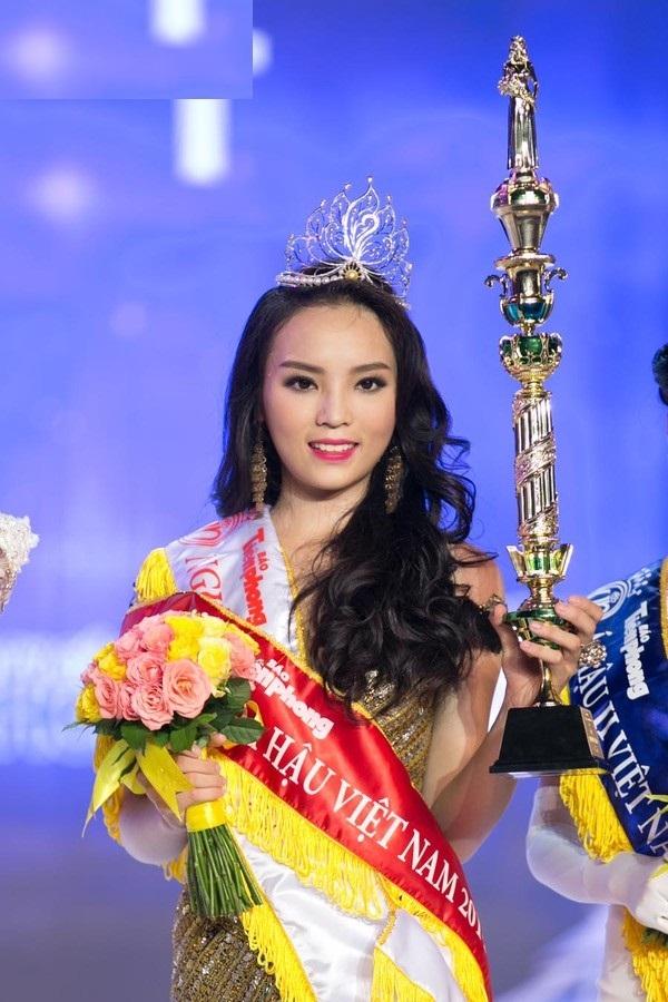 Có thể nói, Kỳ Duyên là cái tên gây ồn ào nhất trong 10 năm gần đây của Hoa hậu Việt Nam. Thời điểm đăng quang, nhan sắc của cô không được đánh giá cao.
