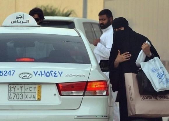 Nhưng ở Ả Rập Saudi, bạn chỉ mua được 1 dặm đường đi taxi.