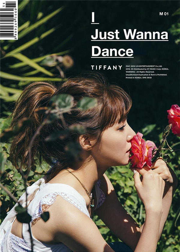 Jessica tung teaser, Tiffany liền