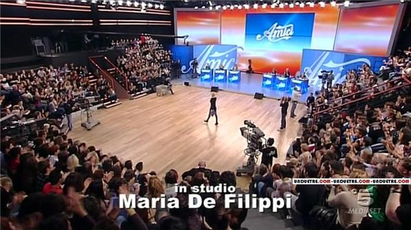 Amici là một chương trình truyền hìnhtìm kiếm tài năng của Ý. (Ảnh: Internet)