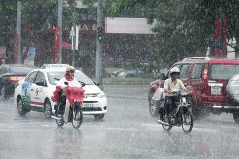 Sài Gòn, cơn mưa