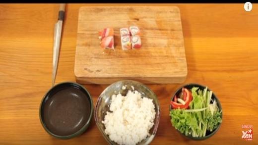 Cung hoàng đạo và những bí mật về sushi