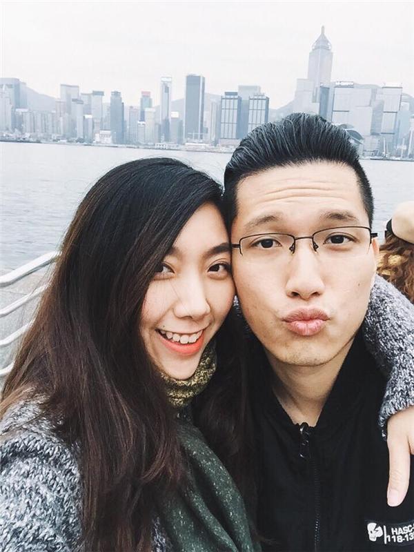 Cặp đôi thường xuyên chia sẻ hình ảnh đi du lịch cùng nhau trên trang cá nhân. - Tin sao Viet - Tin tuc sao Viet - Scandal sao Viet - Tin tuc cua Sao - Tin cua Sao