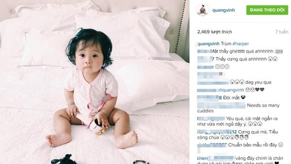 Nghi án Quang Vinh đã có con gái bụ bẫm, đáng yêu - Tin sao Viet - Tin tuc sao Viet - Scandal sao Viet - Tin tuc cua Sao - Tin cua Sao