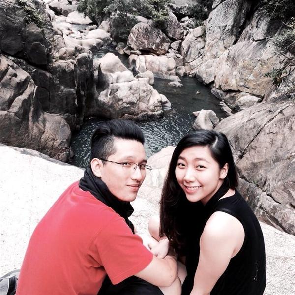 Huỳnh Mi hiện tại đã có người yêu được hai năm. Bạn trai côlà người HongKongvà hiện đang làm việc tại Việt Nam. - Tin sao Viet - Tin tuc sao Viet - Scandal sao Viet - Tin tuc cua Sao - Tin cua Sao