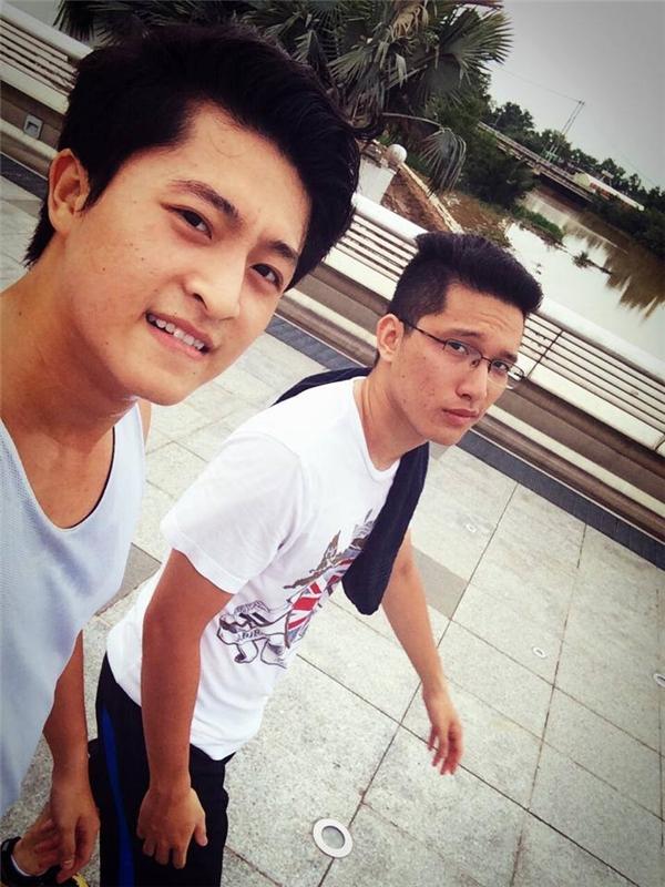 Thêm một thông tin khá thú vị, người yêu của Huỳnh Mi là bạn rất thân với nam diễn viên Harry Lu. - Tin sao Viet - Tin tuc sao Viet - Scandal sao Viet - Tin tuc cua Sao - Tin cua Sao