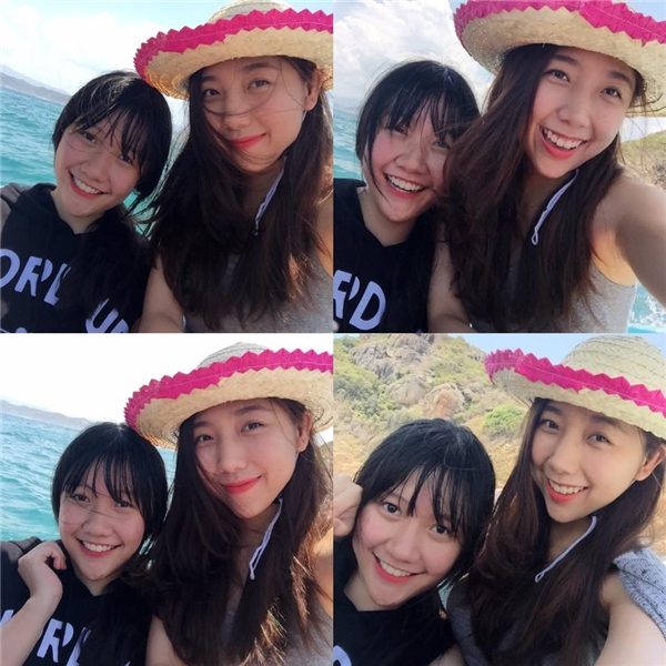 Tuy nhiên,tình cờchúng tôi được biết vài thông tin thú vị về hai cô em gái của Trấn Thành. Người emkế của nam MCcó tên Huỳnh Mi, còn cô em út sinh năm 1999,tên là Huỳnh Ân vàhiện đang theo học tại trường THPT Lê Quý Đôn, TPHCM. - Tin sao Viet - Tin tuc sao Viet - Scandal sao Viet - Tin tuc cua Sao - Tin cua Sao