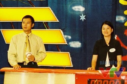 Hình ảnh nam tính, đĩnh đạc của BTV Long Vũ đã in sâu vào tâm trí người xem truyền hình. - Tin sao Viet - Tin tuc sao Viet - Scandal sao Viet - Tin tuc cua Sao - Tin cua Sao