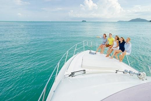Nếu có cơ hội để trải nghiệm cuộc sống sang chảnh trên du thuyền, bạn có sẵn sàng nắm lấy?