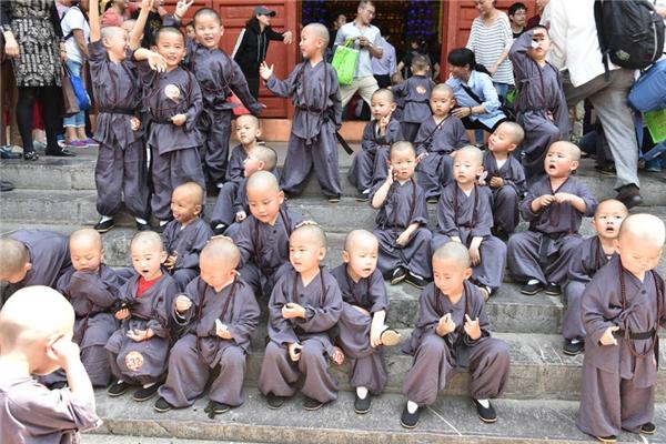 Cuộc thi thu hút đông đảo các em nhỏ tham gia. (Ảnh: Internet)