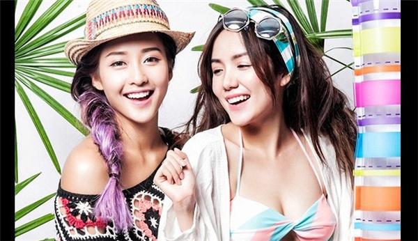 Cô nàng bạn thân của hot girl Khả Ngân được dự đoán sẽ làm nên chuyện trong tương lai ở lĩnh vực ca hát.