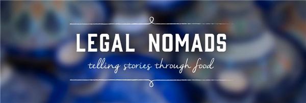 Legal nomads - jodi - food blogger