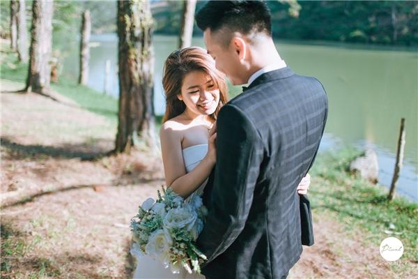 Đám cưới của cả hai đã diễn ra vào cuối tháng 2 vừa qua. (Ảnh: NVCC)