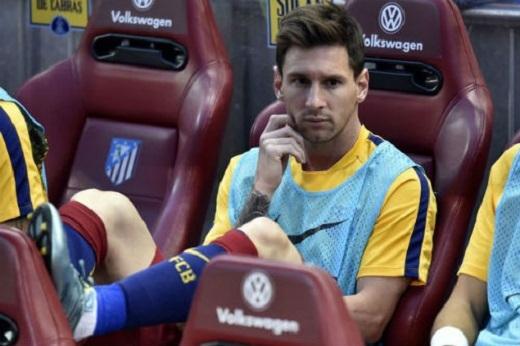 Messi là người quyết định mọi chuyện tại ĐT Argentina