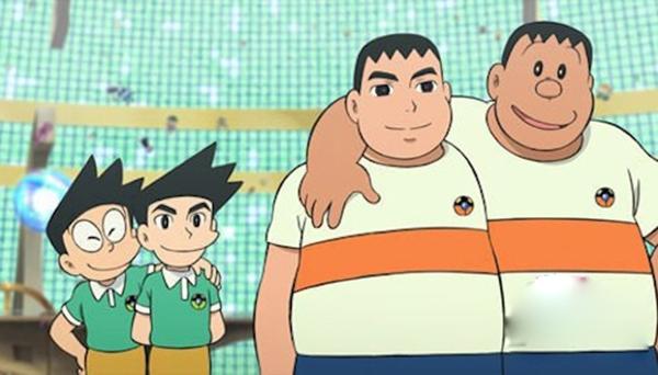 """Sốc với phiên bản Xeko """"soái ca"""" khiến fan Doraemon thi nhau tranh cãi"""