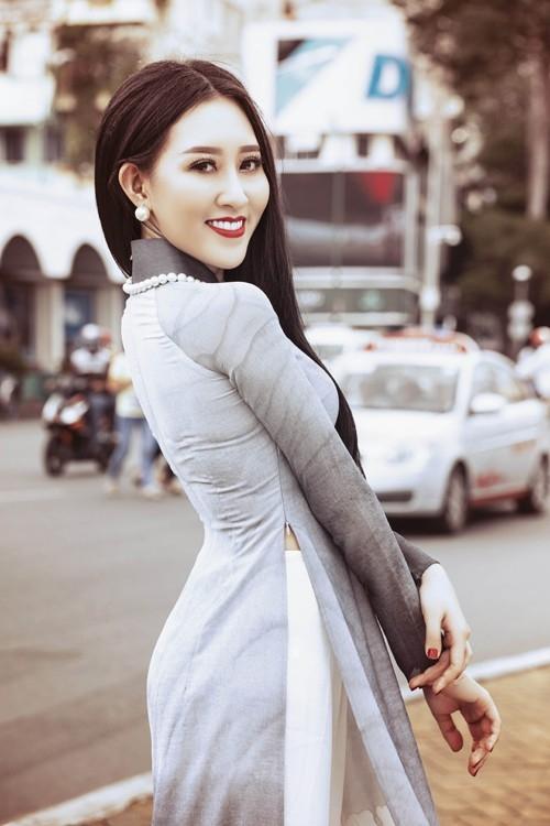 Năm 2014, Huỳnh Thúy Anh lên đường tham dự Hoa hậu Liên lục địa tại Đức. Tuy nhiên, do kĩ năng cùng nhan sắc không quá nổi bật nên cô ra về tay trắng.