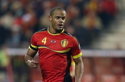 Chấn thuương khiến cho Kompany không thể góp mặt ở EURO 2016 năm nay