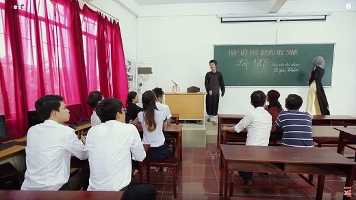 SchoolTV || Tập 7: Họp Phụ Huynh | Official