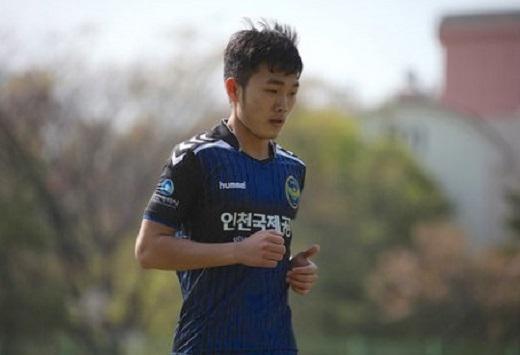 Theo kế hoạch, Xuân Trường có thể được đăng kíthi đấu ở trận Incheon United vs Suwon FC, trong khuôn khổ vòng 7 K.League. Ảnh: Incheon United