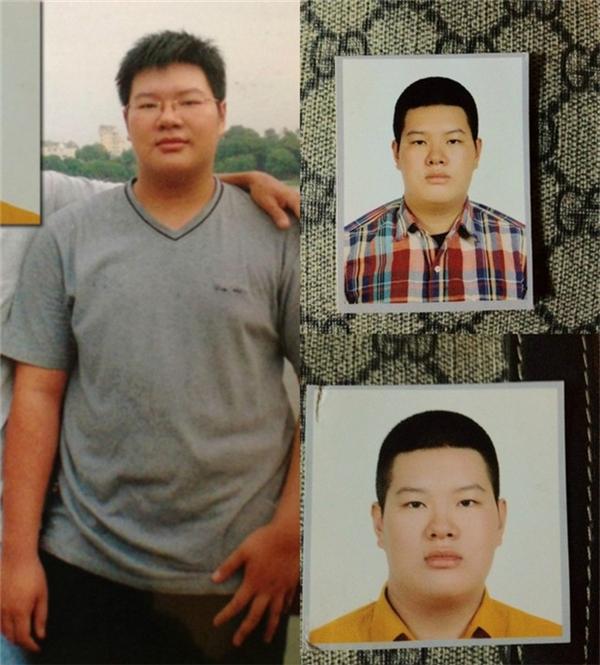 Trước khi giảm cân, Mạnh Hà gây choáng với 110kg