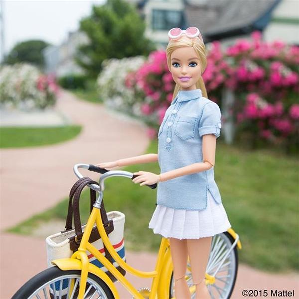Và những cuối tuần trong lànhvới chiếc xe đạp cổ. (Ảnh: Internet)