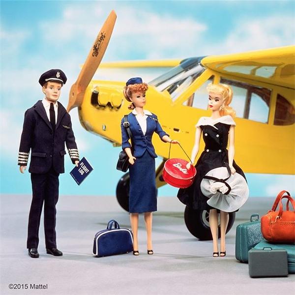 Nghiêng ngả với bộ sưu tập những nàng búp bê Barbie đẹp nhất hành tinh
