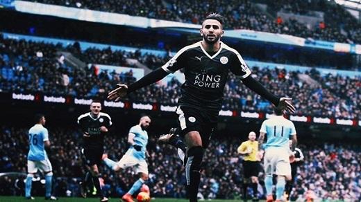 Thành công của Leicester đến từ tin thần đoàn kết và không ngại gian khổ. Ảnh: Internet.