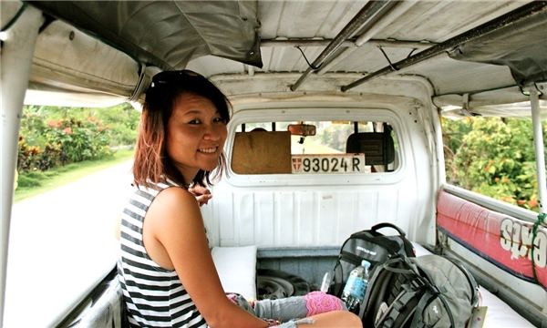 """18 tuổi, cô gái này mới """"bắt đầu"""" cuộc sống và đã in dấu chân ở 66 nước"""