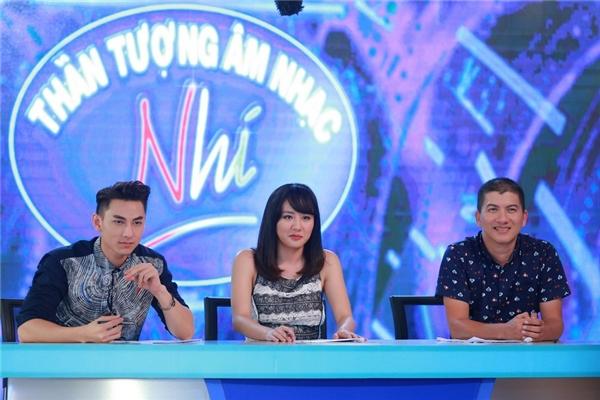 Bộ ba giám khảo tại vòng thử giọng khu vực miền Bắc. - Tin sao Viet - Tin tuc sao Viet - Scandal sao Viet - Tin tuc cua Sao - Tin cua Sao