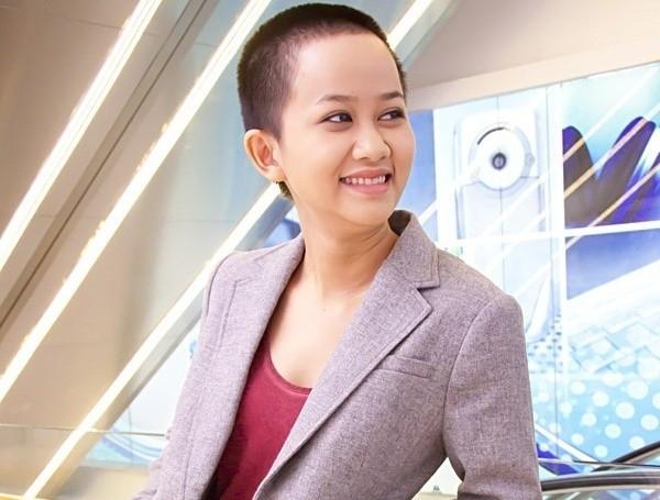 Nữ ca sĩ từng phát hành hai album riêng mang tên Lê Cát Trọng Lý và Tuổi 25 khá thành công. - Tin sao Viet - Tin tuc sao Viet - Scandal sao Viet - Tin tuc cua Sao - Tin cua Sao