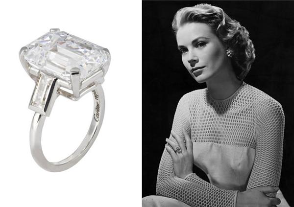 10 chiếc nhẫn đính hôn xa xỉ nhất Hollywood