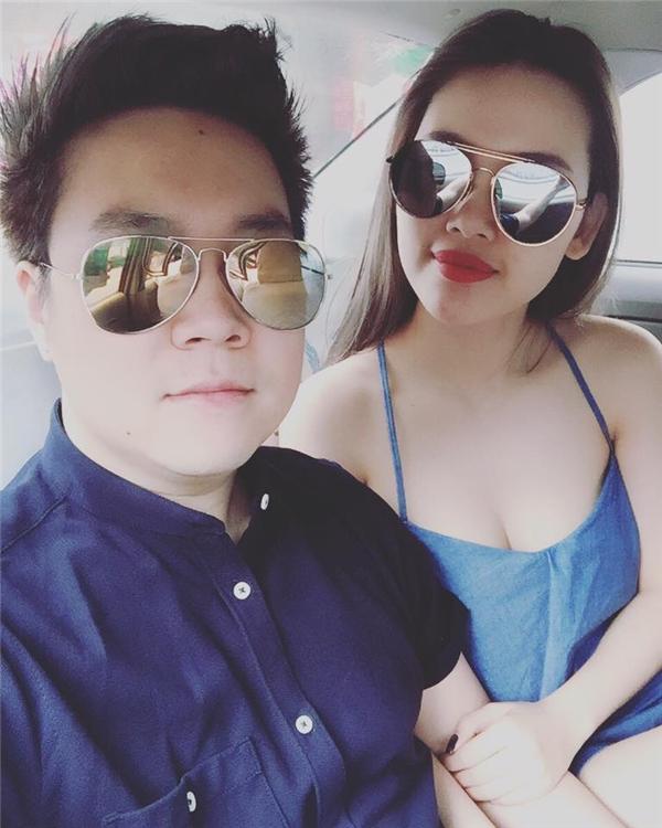 """Khoảnh khắc hạnh phúc của Lê Hiếu bên bạn gái người mẫu làm người hâm mộ trông ngóng ngày cặp đôi """"về chung một nhà"""". - Tin sao Viet - Tin tuc sao Viet - Scandal sao Viet - Tin tuc cua Sao - Tin cua Sao"""
