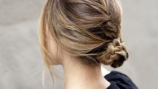 14 biến tấu tóc búi vừa đẹp vừa mát cho ngày nắng nóng đổ lửa